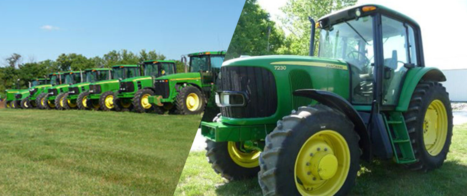Hay Day Inc Lot for used agriculture and construction equipment for sale or consignment